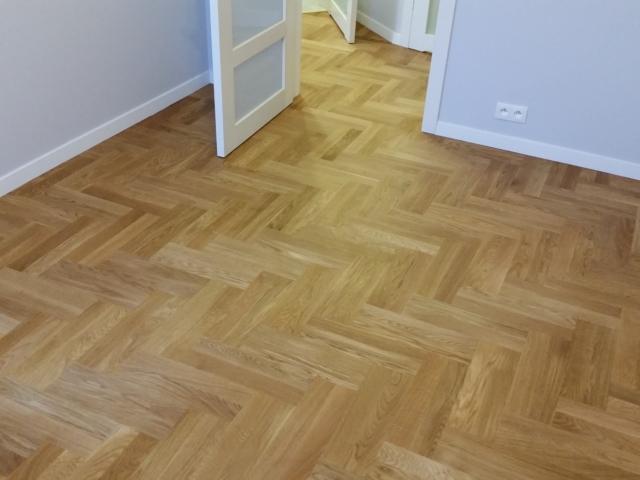 Parkiety Markowicz - układanie parkietów i podłóg drewnianych, cyklinowanie, renowacja